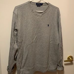 Polo Ralph Lauren Grey Sweatshirt
